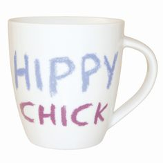 #JamieOliver #Mug #HippyChick http://www.palmerstores.com/product/jamie-oliver-cheeky-mug-hippy-chick/823/