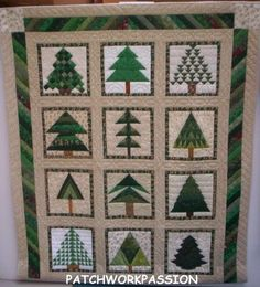 Tree of Paradise | Tree of Life Quilts | Pinterest | Paradise ... : pine tree quilt - Adamdwight.com