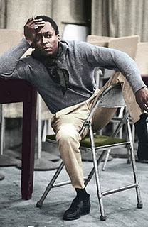 Miles Davis- inspiration for Holden's middle name- Miles