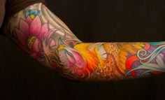 Jeff Gogue - tattooist