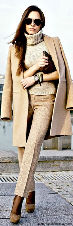 All about Fall 2014 Fashion – Business Lady Combination. Suit Fashion, Work Fashion, Womens Fashion, Fashion Trends, Business Fashion, Business Lady, Business Women, Casual Chic, Street Chic