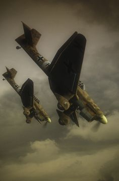 Stuka! by =itifonhom on deviantART