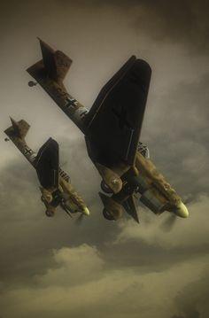 Stuka! by =itifonhom on deviantART