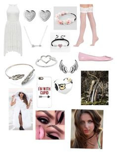 """""""Cupid Guardian inspired outfit"""" by bubblegum018 on Polyvore"""
