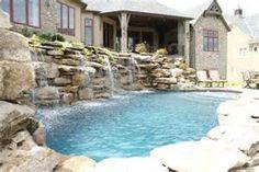 Inground Pools Designed for Backyard
