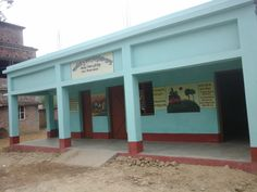ICDS Centre constructed from ISGPP block grant at Sirsha Gram Panchayat Paschim Medinipur