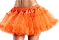 Kate Petticoat Orange #goth #gothic #punk #punkrock #rockabilly #psychobilly #pinup #inked #alternative #alternativefashion #fashion #altstyle #altfashion #clothing #clothes #vintage #noir #infectiousthreads #horrorpunk #horror #steampunk #zombies #burningmanclothing