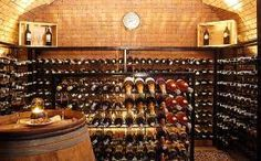 When considering the addition of a wine cellar/tasting room, the process needs to begin with the core-level: the proper storage of wine. Whether you want to store a dozen bottles in simple fashion, or showcase your 20,000-bottle collection in a climate controlled, limestone wine cave, there is a storage solution for you.