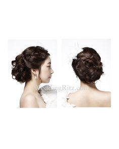 Korea Pre-Wedding Photoshoot - WeddingRitz.com » Korea pre-wedding make-up : A. La ALLES