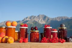 Buongiorno.... con la frutta di stagione prodotta sulle Alpi