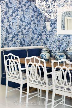 Verandah House Interiors: Island Style | Blue And White | Pinterest |  Verandas