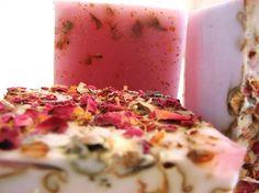 SOAP- Lilac Rose Soap - Handmade Soap - Vegan Soap- Soap Gift. $5.50, via Etsy.