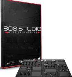 Initial Audio 808 STUDIO v1.3 Ked MAC > FREE Audio Plugins Initials, Mac, Audio, Music Instruments, Free, Musical Instruments, Poppy