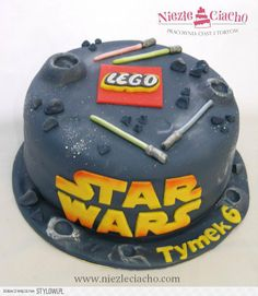 Star Wars, Gwiezdne Wojny, Lego, torty dla dzieci, tort urodzinowy, tort dla chłopca, Tarnów, przyjęcie urodzinowe
