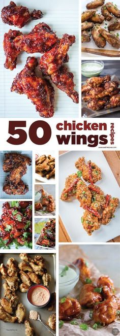 Chicken Wings Recipes (A Roundup! A Roundup by Irvin Lin of Eat the Chicken Wings Recipes! A Roundup by Irvin Lin of Eat the Love. Chicken Wing Recipes, Baked Chicken, Recipe Chicken, Chicken Drummettes Recipes, Chicken Wing Seasoning, Chicken Wing Sauces, Garlic Chicken, Bbq Chicken, Fingers Food
