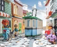 Lego Chevalier, Lego Hospital, Lego Studios, Lego Humor, Lego Knights, Lego Pictures, Lego Mecha, Cool Lego Creations, Lego Worlds
