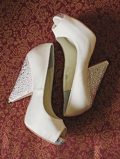 Benjamin Adams wedding shoes