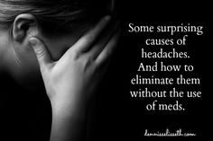 Get Rid Of Your Headache Without the Use of Medication