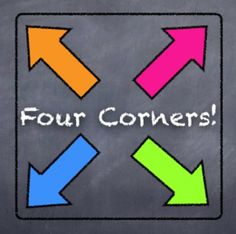 4-Corners Activity:  Solving One-Step Equations & Inequalities Cooperative Activity!