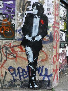 Jef Aérosol 2007 - London - Nick Drake