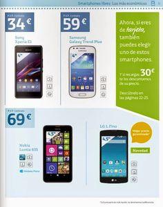 Smartphones Economicos / Precios y Ofertas de Movistar 12-2014