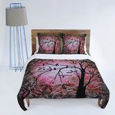 Spare bedroom?? Found it at AllModern - Madart Inc. Cherry Blossoms Duvet Cover Collection