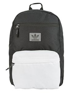 ADIDAS Exclusive Backpack Black white Fashion Backpack 4b420a8b8c333