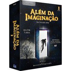Box Além da Imaginação: Volume 1 (3 DVDs)
