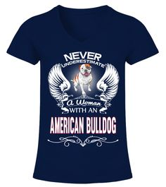 "# Super Power Woman With American Bulldog .  HOW TO ORDER:1. Select the style and color you want2. Click ""Buy it now""3. Select size and quantity4. Enter shipping and billing information5. Done! Simple as that!TIPS: Buy 2 or more to save shipping cost!This is printable if you purchase only one piece. so don't worry, you will get yours.Guaranteed safe and secure checkout via: Paypal 