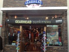 67da99b955 If you're ever around Jonesboro, AR, check out our store at the Mall at  Turtle Creek. Gearhead Outfitters ...
