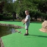 Mini Golf Guide to great courses in the Portland area