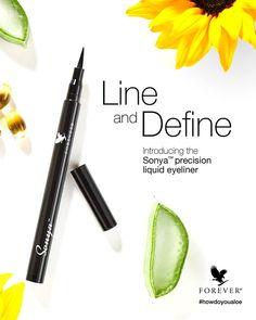 Sonya Precision Liquid Eyeliner #569
