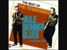The Fendermen - *Ghostriders in the sky* ( USA early 60's guitar instrumental ) - YouTube The most unusual version of this unusual song that I ever heard....I kinda like it.