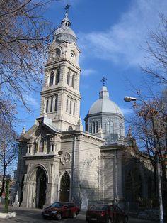 Saint Nicholas Easter Othodox Church in Romania St Nicholas Church, Saint Nicholas, Romania Travel, Notre Dame, Abandoned, The Good Place, Saints, City, Amazing Places