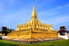 Pagode d'or de Pha That Luang