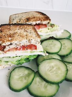 WEEK IN MY LIFE IN LA // healthy lunch ideas