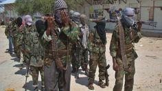 drone strike in Somalia killed as many as 150 suspected Al Shabaab fighters, the Pentagon said Monday. Nairobi, Al Qaeda, Somali, Christian Church, Insurgent, Troops, Soldiers, Kenya, At Least
