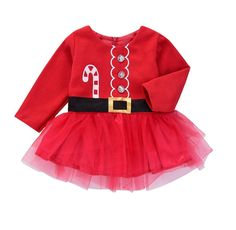 We've found the cutest baby's first Christmas outfits for your little ones to look super cute this Christmas. Toddler Girl Christmas Outfits, Baby's First Christmas Outfit, Christmas Tutu, Merry Christmas, Girl Outfits, Casual Outfits, Casual Clothes, Romper With Skirt, Jumpsuit Outfit