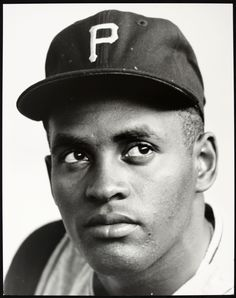 Roberto Clemente....one if the greatest Pirates ever, he was so loved in Pittsburgh.