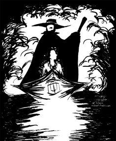 phantom of the opera fan art tumblr - Google Search