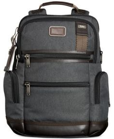 Tumi Alpha Bravo Knox Backpack http://ebagsbackpack.tumblr.com/