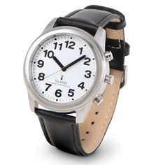 The Best Talking Watch - Hammacher Schlemmer
