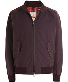 """Renowned for its versatility and classic style, the Baracuta G9 Harrington jacket is a quintessential British staple in any outerwear repertoire.       Famous Words of Inspiration...""""Egalitarians create the most dangerous inequality of all -- inequality of power. Allowing...  More details at https://jackets-lovers.bestselleroutlets.com/mens-jackets-coats/lightweight-jackets/golf-jackets/product-review-for-baracuta-mens-g9-modern-classic-harrington-jacke"""