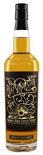 "Compass Box ""Peat Monster"" Blended Malt Scotch Whisky (750ml)"
