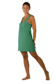 Bamboo Camisole Sleep Chemise for Women (Malachite, Medium) Cute Nightie Chemise Intimate Sleepwear Eco Friendly Bamboo Clothing Best Christmas gifts 2011 top ten unique unusual holiday Christmas Xmas gift ideas gifts presents Shirt Birthday Gifts for Women Her Something Special for Me Nice My Wife - Bamboo Nightie 0066 - Malachite - Medium $34.00