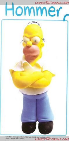 Tartas, Galletas Decoradas y Cupcakes: Paso a Paso The Simpsons