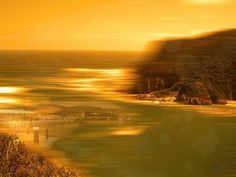 'Knysna Heads Motion' by André  Pillay on artflakes.com as poster or art print $16.63