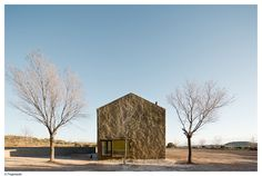 Built by Sixto Marin Gavin in Sabayés, Spain with date 2011. Images by Pedro Pegenaute. Nueno is a municipality that belongs to the province of Huesca, it's located 16 Km North of the provincial capital, a...