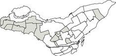Ville de Montréal - Arrondissement Le Plateau-Mont-Royal - Parcs et jardins