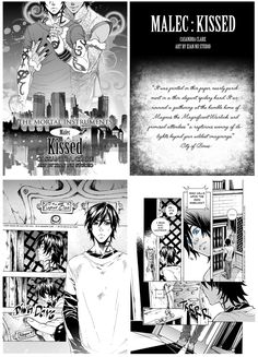 """Malec Comic based on extra """"Kissed: Magnus and Alec's First Kiss"""" part 1 . alexander 'alec' lightwood, the mortal instruments, chairman meow Shadowhunters Tv Show, Shadowhunters The Mortal Instruments, Casandra Clare, Malec Kiss, Magnus And Alec, Clary And Jace, Cassie Clare, Cassandra Clare Books, Alec Lightwood"""